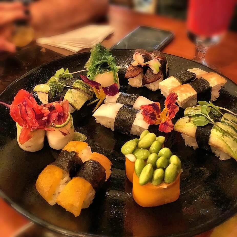 Sushimar Vegano - Restaurante Japonês em São Paulo | Veganizadores