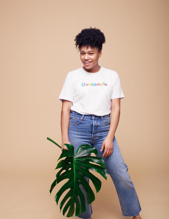 The Guacamole Shirt - Veganized World Apparel