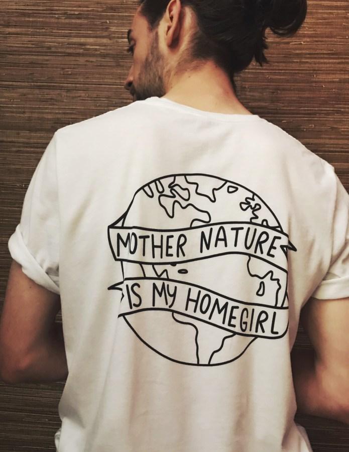 Mother Nature Is My Homegirl