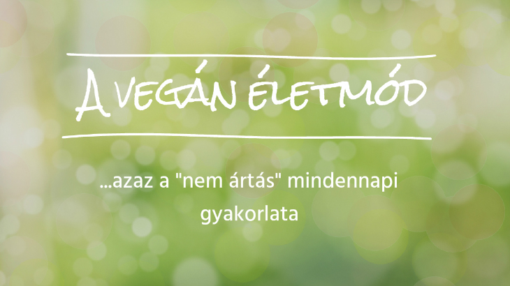 vegan eletmod