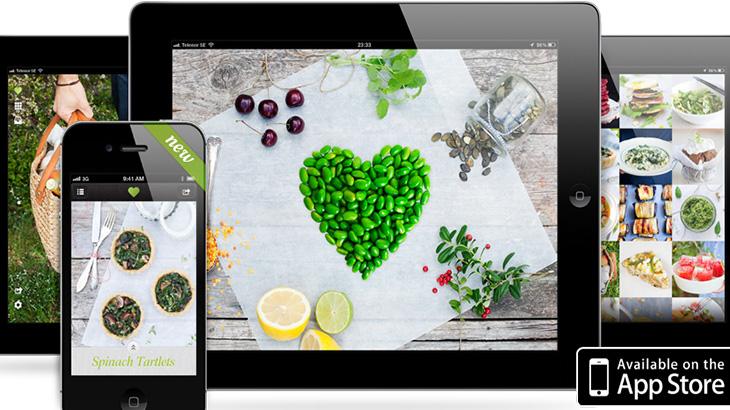 vegán applikáció