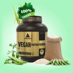 peak vegan fehérjepor