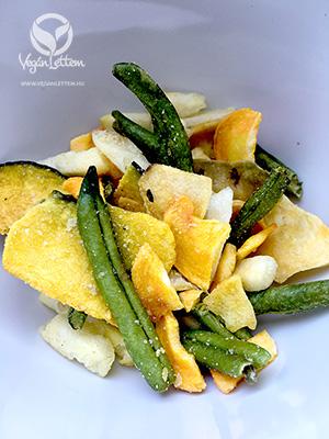 snack garden zöldségek