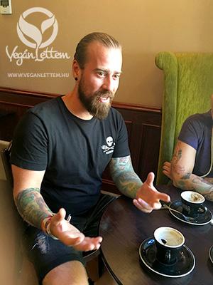 vegan love interju peter