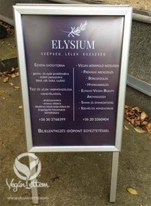 elysium vegan beauty tabla