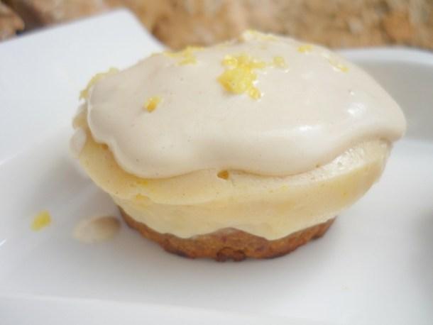 Ginger, Lemon and Chamomile Dessert