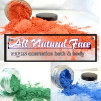 The All Natural Face: Cruelty-free, Vegan & Non-toxic!