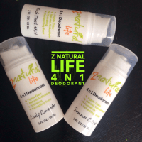 Z natural Life 4 n 1 Deodorant ~ Honest Review