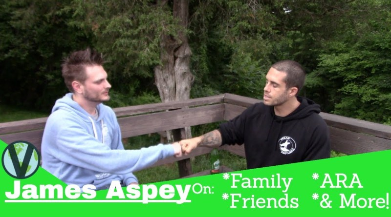 James Aspey Interview