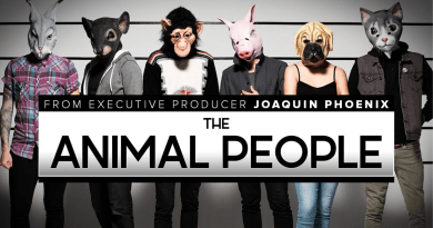 Joaquin Phoenix documentary The Animal People