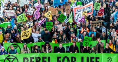 Extinction Rebellion has cost London's Metropolitan Police $40 million plus dollars