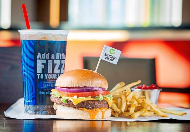 Sheetz is now carrying the Beyond Meat Beyond Burger
