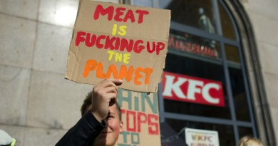 "World Will Reach ""Peak Meat"" By 2030"