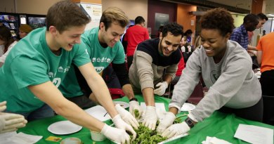 First Mandated Plant Based Nutrition Program Given To Medical Students