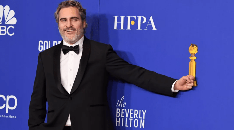 After winning his golden globe for best actor in Joker Joaquin Phoenix gave a speech about climate change and animal agriculture