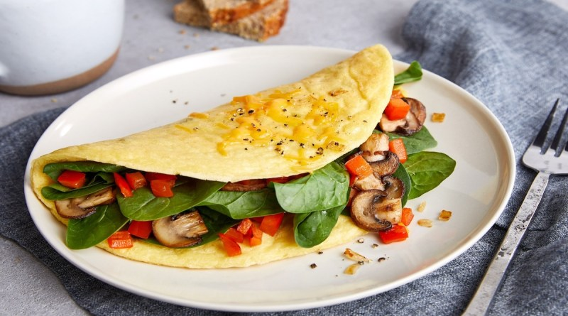 JUST Egg has a new ready made folded omelet coming soon to your grocers frozen food section