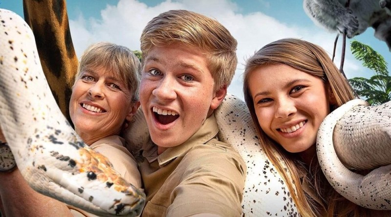Steve Irwin's Kids Have Saved Over 90,000 Animals From Australian Wildfires