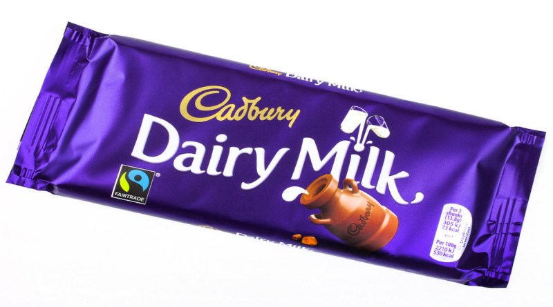 "Cadbury known for their ""Dairy Milk Chocolate"" bars is developing a new plant-based vegan milk chocolate bar."