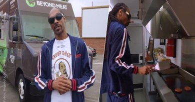 Snoop Dogg says he has tricked family members into eating vegan meats surprising them that they were eating plants and not animals.