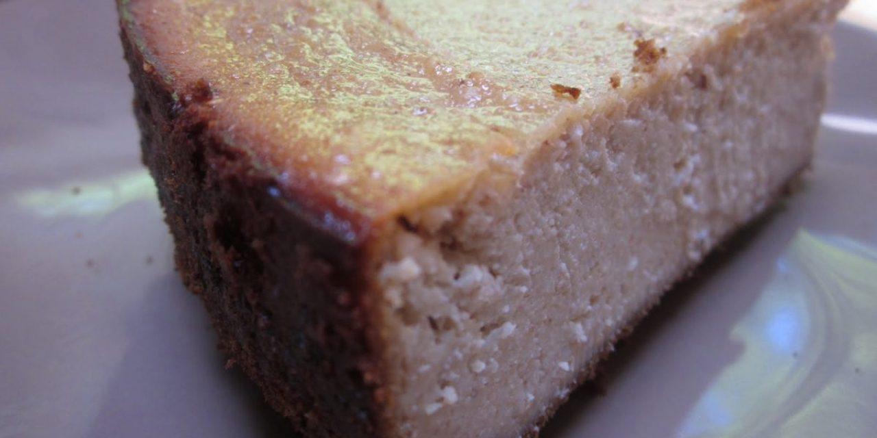 Tofutti-Free Vegan Cheesecake