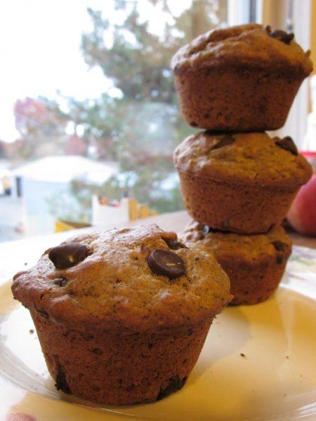 vegan cappuccino muffins recipe