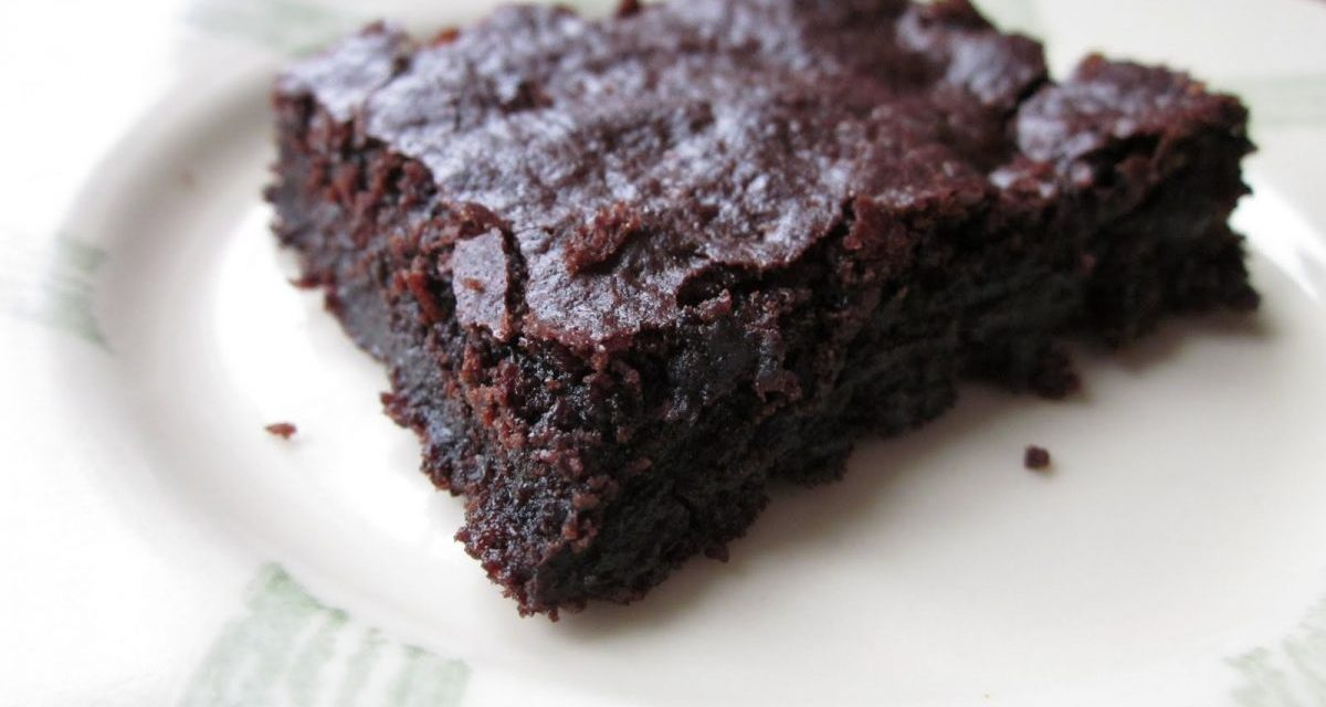 How To Successfully Veganize Boxed Brownies And Make Your Vegan