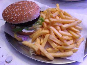 Görli Burger | Vegan Nom Noms