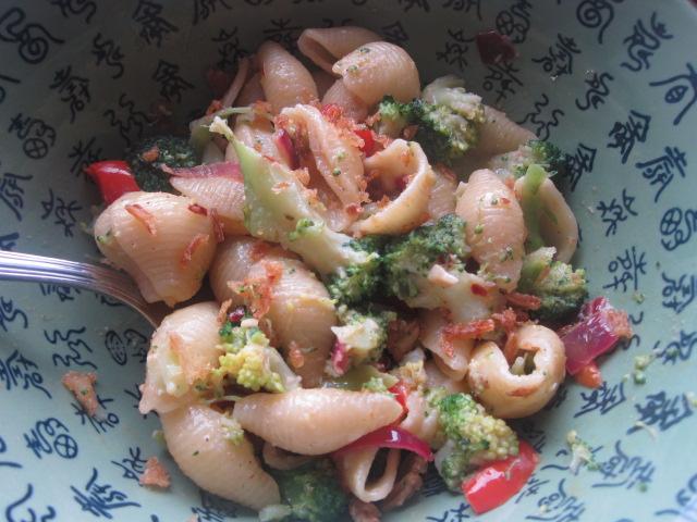 Saucy Garam Masala Noodles