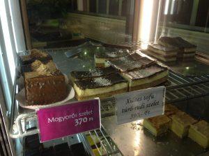 Napfenyes Cukraszda Vegan Hugarian Bakery | Vegan Nom Noms