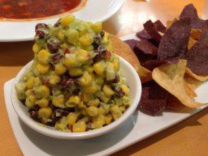 CPK Corn Guac | Vegan Nom Noms
