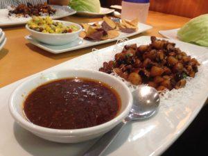 CPK Veggie Lettuce Wraps | Vegan Nom Noms