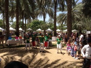 Friday Foodie Market Dubai | Vegan Nom Noms