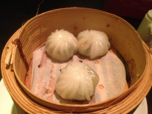 Ping Pong Dubai Spicy Vegetable Dim Sum | Vegan Nom Noms