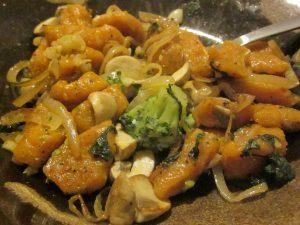Vegan Pumpkin Gnocchi | Vegan Nom Noms