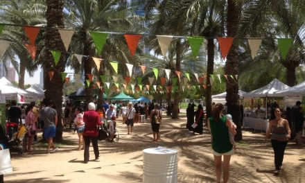 Vegan Nom Noms Travels: Ripe Friday Foodie Market in Safa Park, Dubai