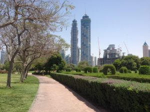 Safa Park Dubai | Vegan Nom Noms