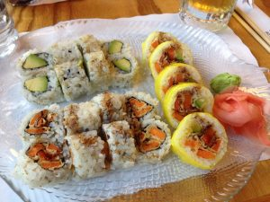 Hana Japanese Restaurant Port Jefferson | Vegan Nom Noms