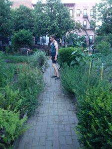 Brooklyn Garden Plot | Vegan Nom Noms