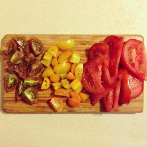 Local Vegan Tomatoes Northampton Market | Vegan Nom Noms