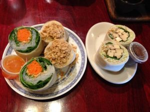 Fresh Side Vegan Tea Rolls Amherst | Vegan Nom Noms