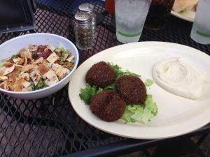 Jerusalem Garden Ann Arbor | Vegan Nom Noms
