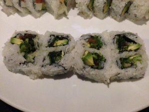 Miki Japanese Sushi Ann Arbor | Vegan Nom Noms