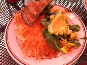 The Bad Waitress Diner and Coffee Shop Minneapolis | Vegan Nom Noms