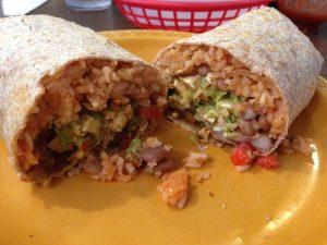 Vegan Burrito Eureka California | Vegan Nom Noms