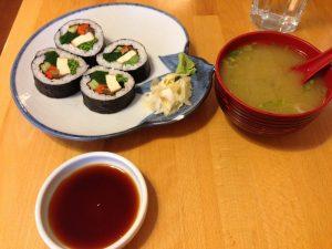 Cha-Ya Vegetarian Japanese San Francisco   Vegan Nom Noms