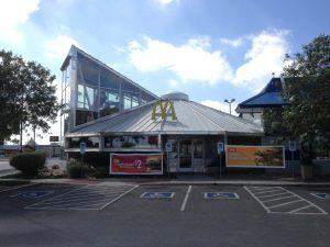 UFO McDonalds Roswell | Vegan Nom Noms