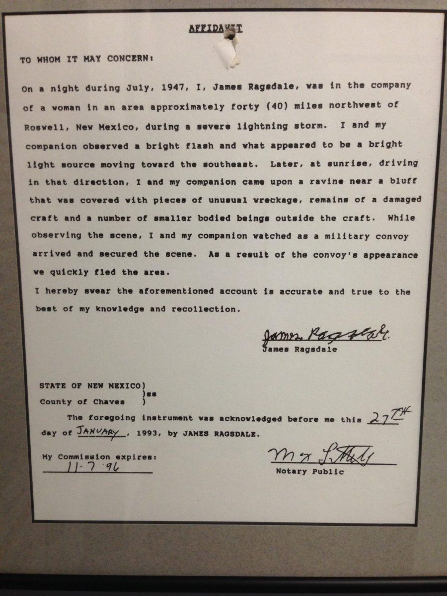 Ufo Museum Statement  Vegan Nom Noms
