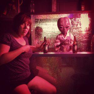 Roswell Alien Zone | Vegan Nom Noms