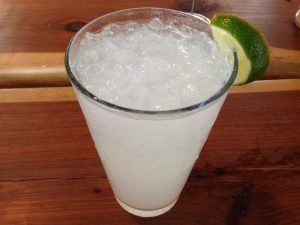 Bouldin Creek Cafe Coconut Lime Soda Austin | Vegan Nom Noms