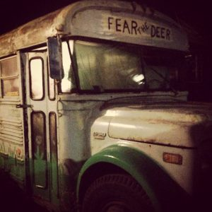 AirBnB Hippy Bus New Orleans | Vegan Nom Noms